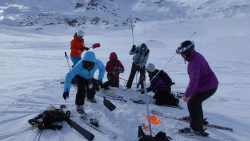 Avalanche training Womens