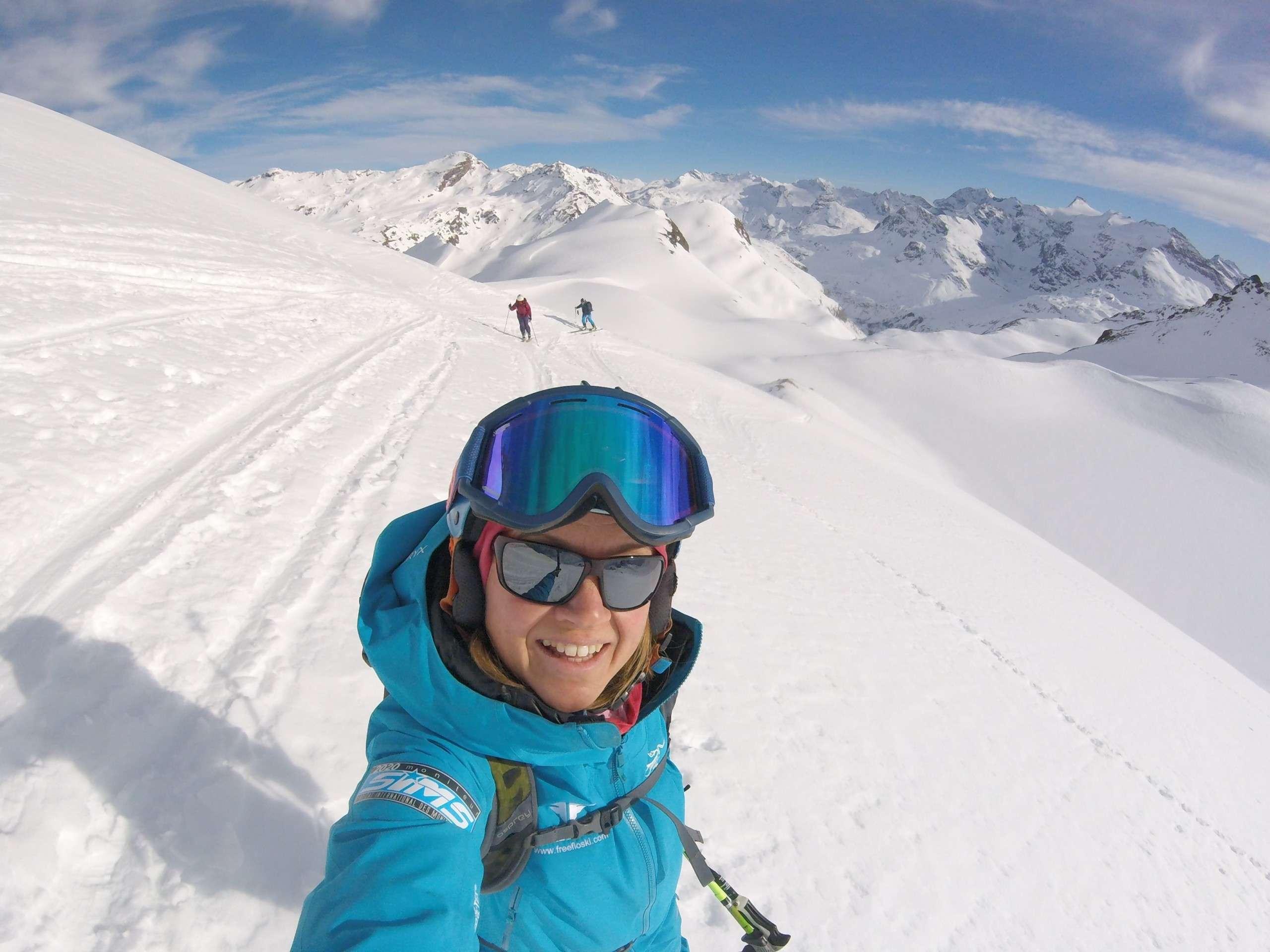 Freeflo Ski Course