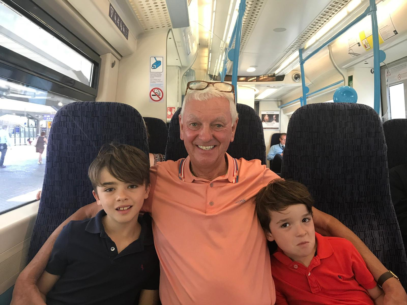Skiing for Prostate Cancer UK – A Great Man We Lost Due To COVID19