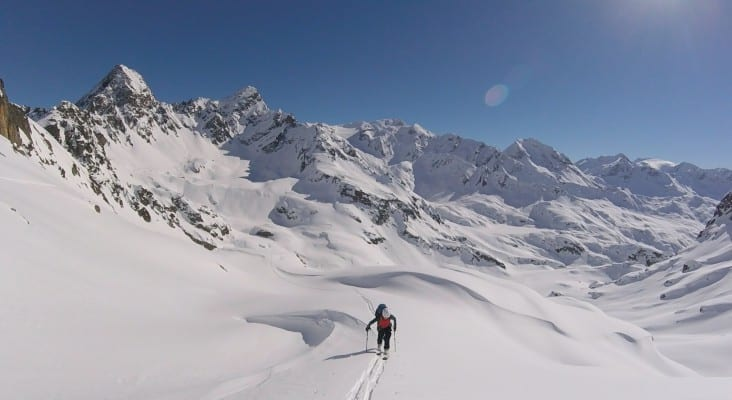 Ski Touring Kickstarter